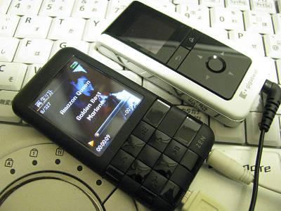 MP3プレーヤMOZAIC1