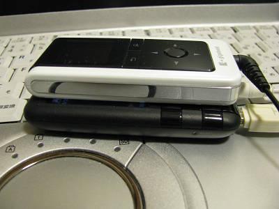 MP3プレーヤMOZAIC2