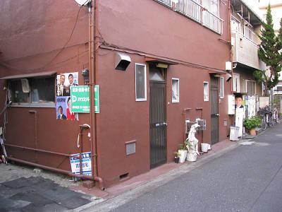 三浦医院うらの民家1