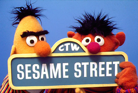 CTWセサミストリート