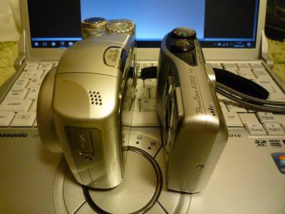SX100とA1200