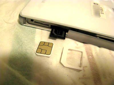 新SIMカード