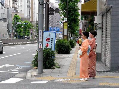 向島〜水戸街道