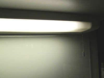 LEDランプ点灯