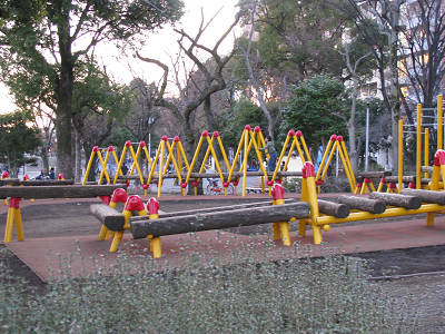 マッチ公園
