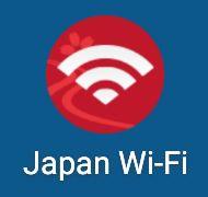 JAPAN WIFIアイコン