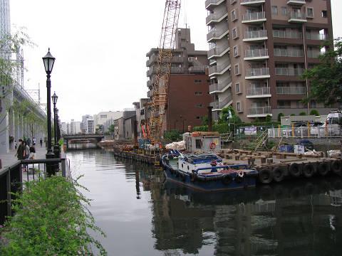 ミズマチ運河