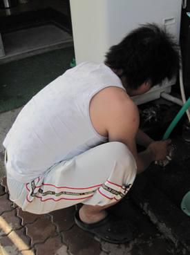 川島調教師