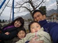 上田城址の児童公園