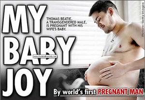 妊娠したFTMの人