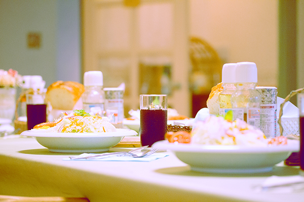 ペンションメルヘン 朝食