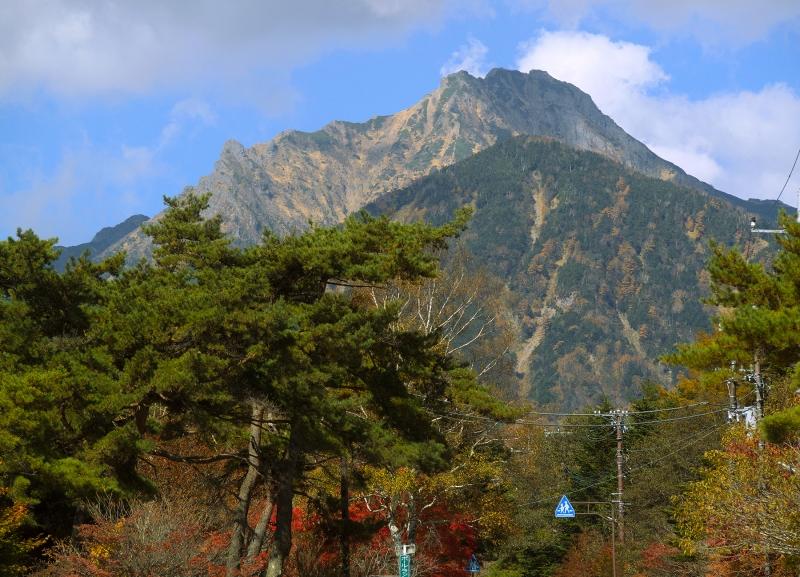 八ヶ岳カンティーフェア(ポールラッシュ祭)、赤岳