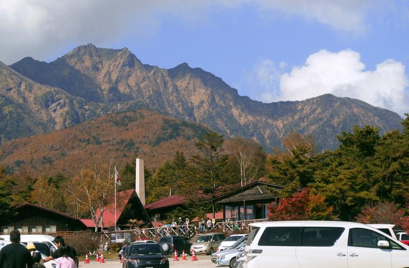 八ヶ岳カンティーフェア(ポールラッシュ祭)、権現岳