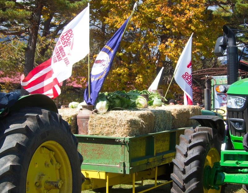 農業車のパフォーマンス