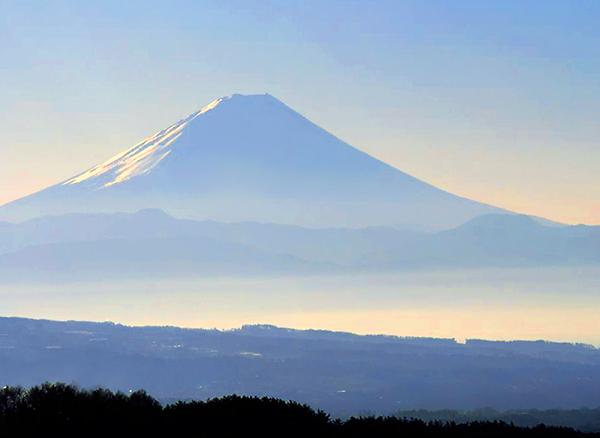 2017 元旦 富士山