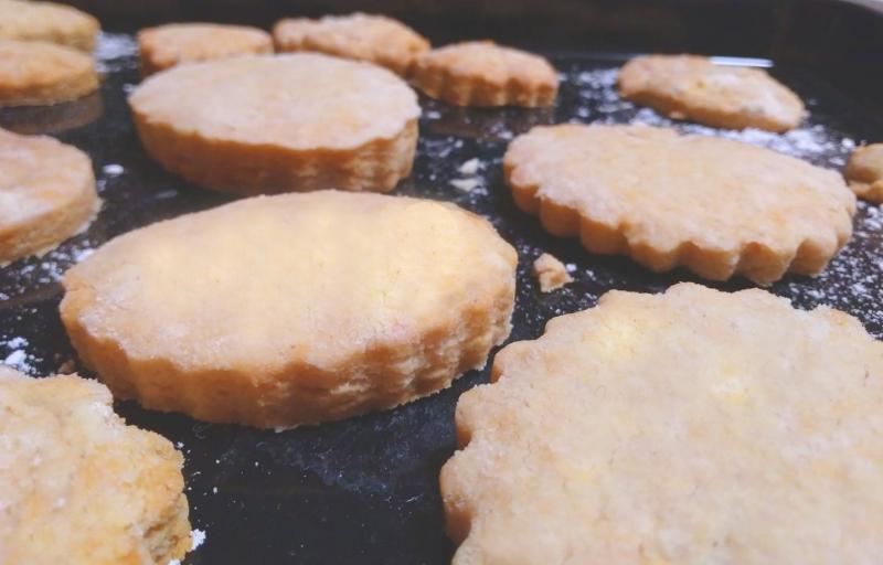 スペルト小麦クッキー