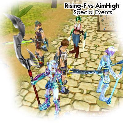 Rising-F vs AimHigh