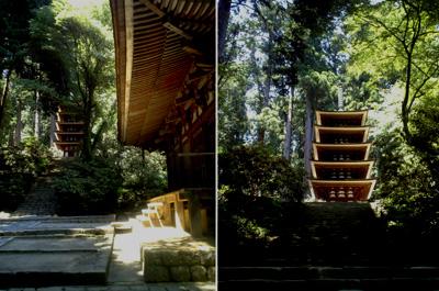 室生寺 古都奈良