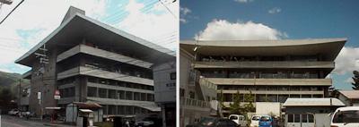 東大阪市旭町庁舎 旧枚岡市庁舎