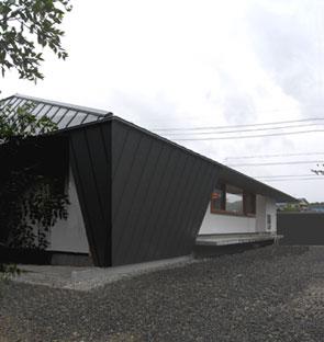 岡山 設計事務所 屋根