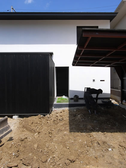 一級建築士事務所トリムデザイン鴨方の家