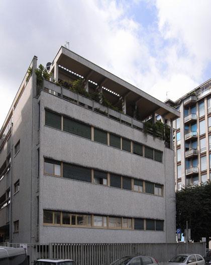 テラーニの建築