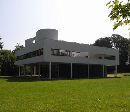サヴォア邸 コルビュジェ 岡山