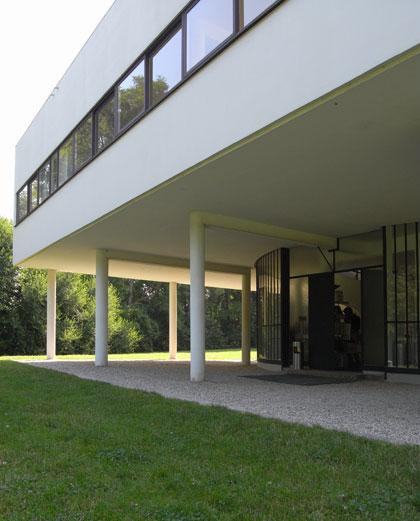 ピロティのある家 岡山 建築設計