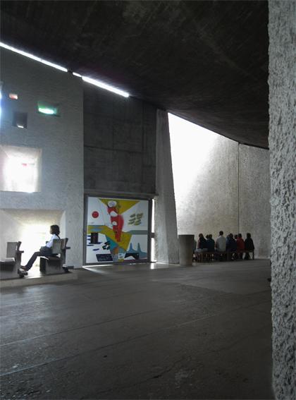 倉敷 設計事務所 ロンシャン コルビュジェ