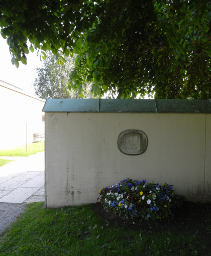 アスプルンドの墓