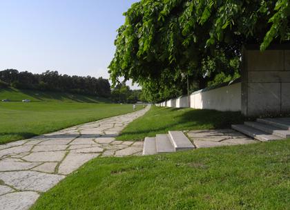 森の墓地 スウェーデン
