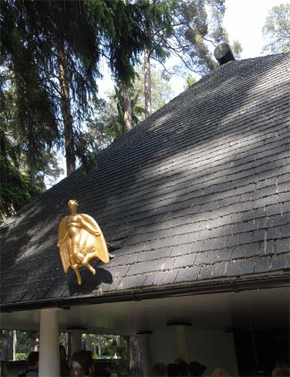 森の礼拝堂 スウェーデン