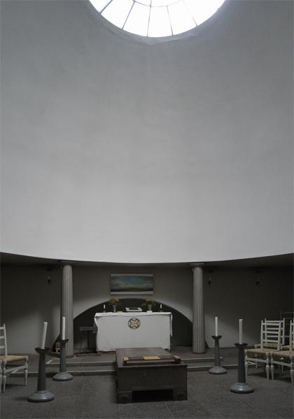 森の礼拝堂 アスプルンド