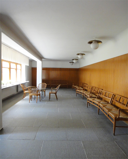 森の墓地 大礼拝堂