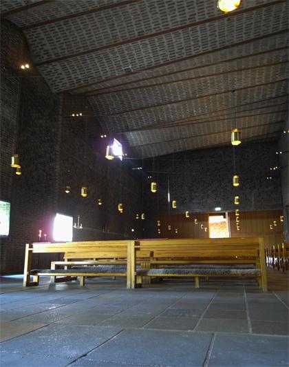 北欧 教会 建築