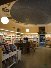 trimdesignストックホルム市立図書館
