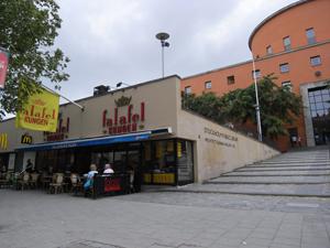 STOCKHOLMS STADSBIBLIOTEKET