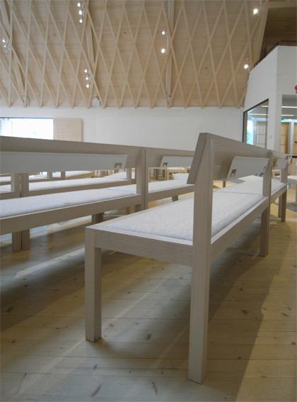 クオッカラ教会 フィンランド 岡山 建築設計
