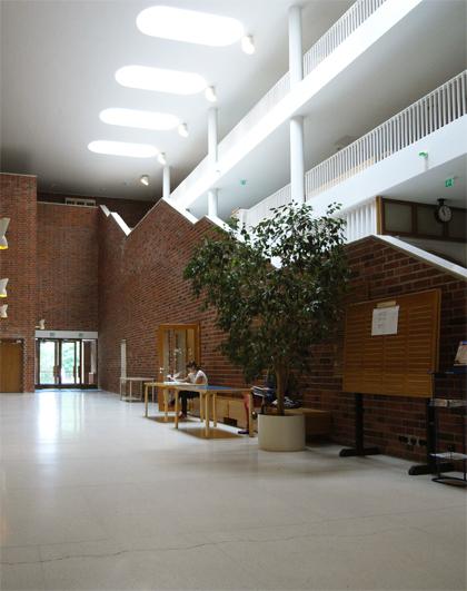 ユヴァスキュラ大学 北欧建築 アアルト 岡山の設計事務所