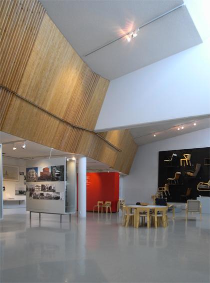 アアルトミュージアム 北欧建築 設計事務所 岡山
