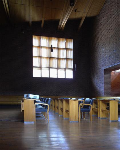 アアルト建築 セイナッツアロ 倉敷の建築設計