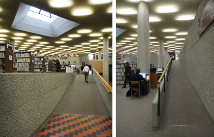 山口県立図書館  倉敷 設計事務所 建築