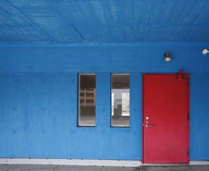 岡山天神山文化プラザ 前川國男 建築探訪 近代建築 倉敷の設計事務所