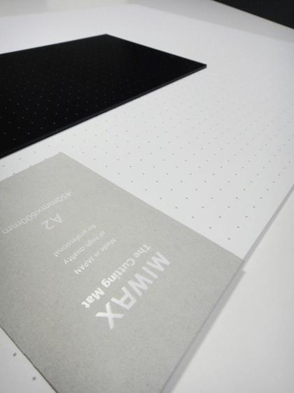 倉敷 設計事務所 カッティングマット MIWAX