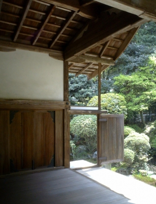 三井寺 園城寺 勧学院 建築探訪 古建築 建築設計 倉敷