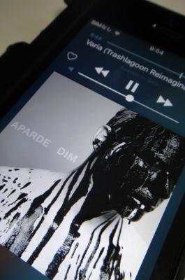 Aparde  Apple Music  エレクトロ ミニマム
