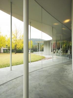 岡山 建築 SANAA  倉敷 設計事務所