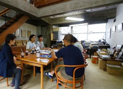 天神山迷図 建築家のしごと展 前川國男 倉敷の設計事務所