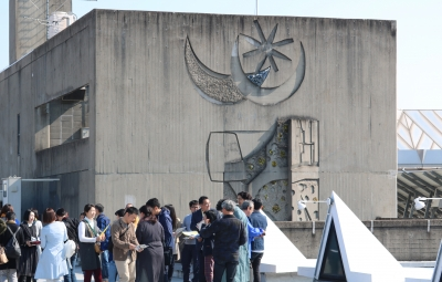 倉敷 建築 設計事務所 天神山文化プラザ 建築探訪