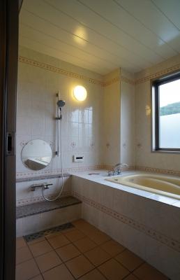 浴室のリフォーム 在来 倉敷 建築 設計事務所